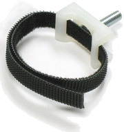 Velcro cable Saddle Tie Wrap 8in