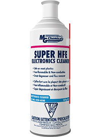 Super HFE Contact cleaner for electronics