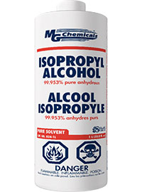 Isopropyl cleaner