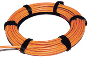 Circular Velcro Cable Manager 12in