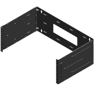 4U adjustable wall bracket