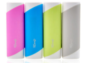 2600mAh Portable Cell Phone Power Bank
