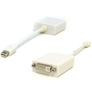 Mini Display Port to DVI adapter