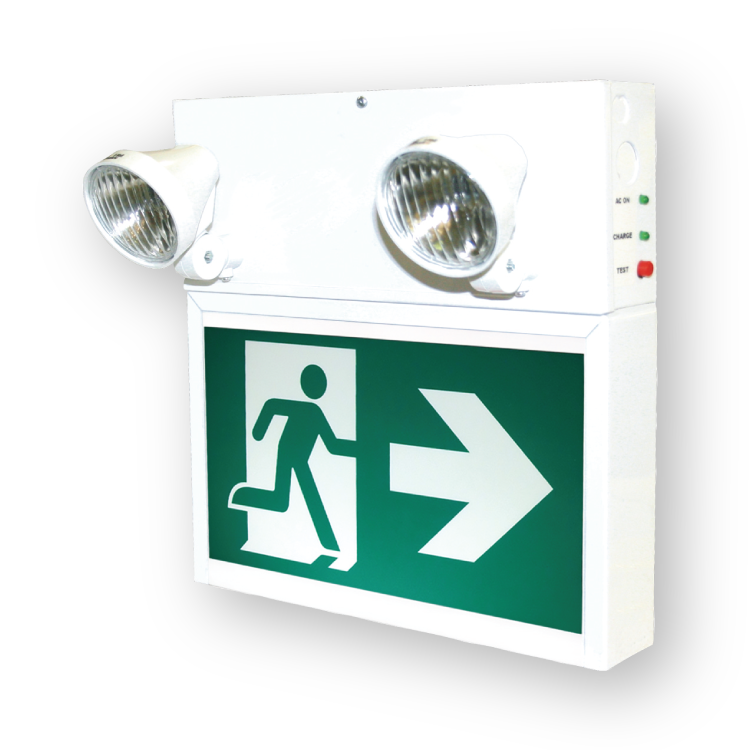 Emergency running man light Stanpro