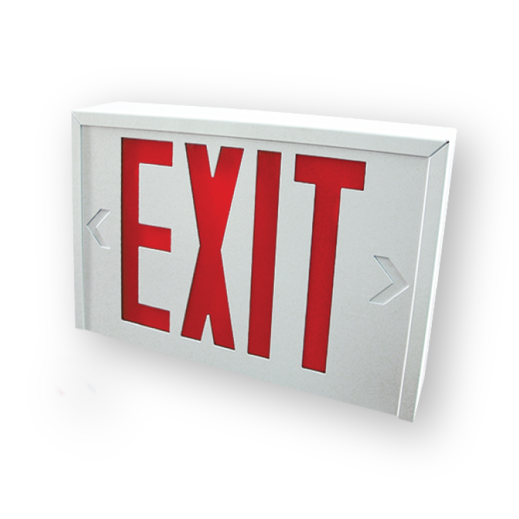 Stanpro Steel Exit Sign