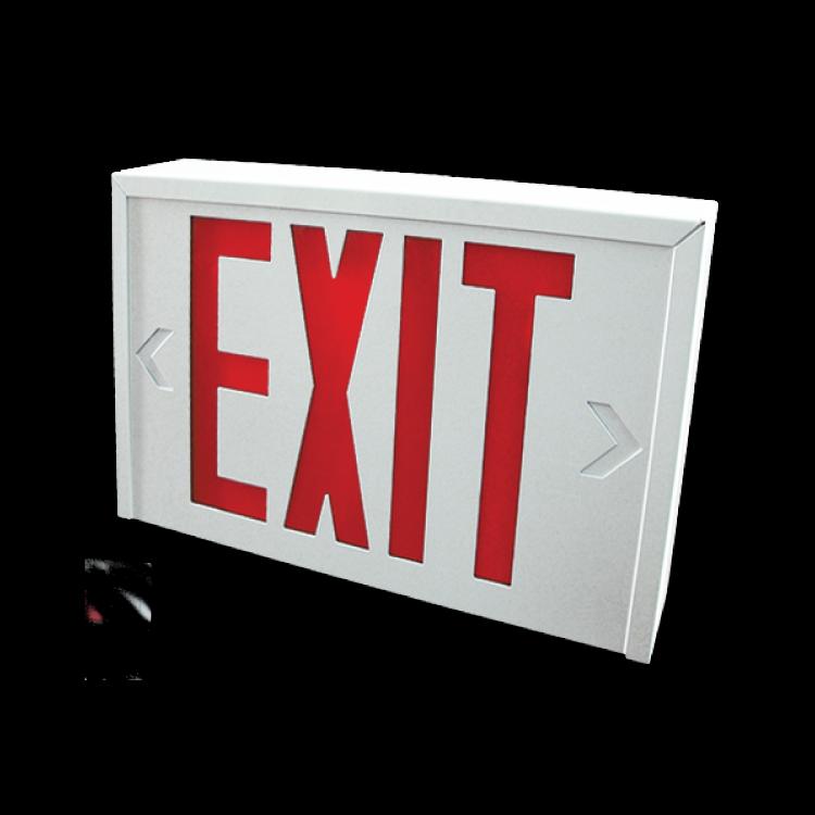 Stanpro Steel Exit Sign