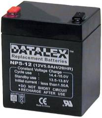 apc RBC29 12v 5 AH compatible battery