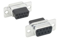 DB9 Female Crimp Connector