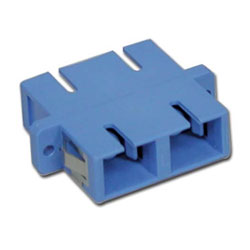SC/SC Duplex Fiber Female Adapter - Multimode
