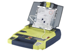 Powerheart AED G3 Defibrillator - Cardiac Science French