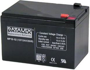 12v 12ah replacement battery NP12-12