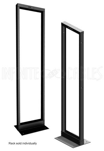 2 post rack