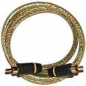 6FT COMPOSITE VIDEO CABLE (GOLDX)
