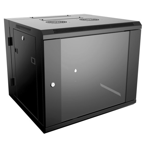 18U HAMMOND SWING-OUT WALL MOUNT CABINET